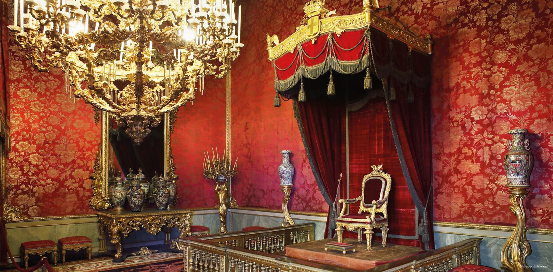 Gli appartamenti del Re