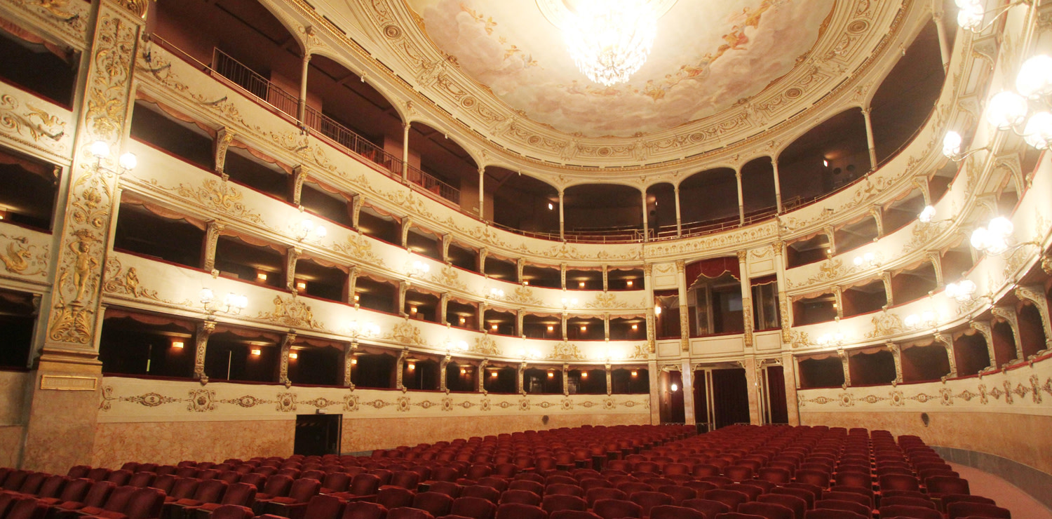 The Teatro della Pergola is the historical theatre of Florence, and one of the oldest and richest in history in all of Italy