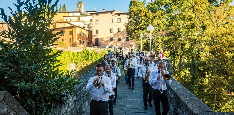 Barga Jazz street band