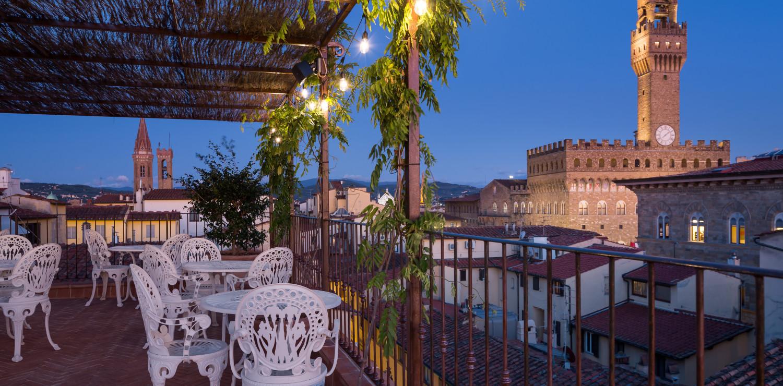 Angel Roofbar - Hotel Calimala