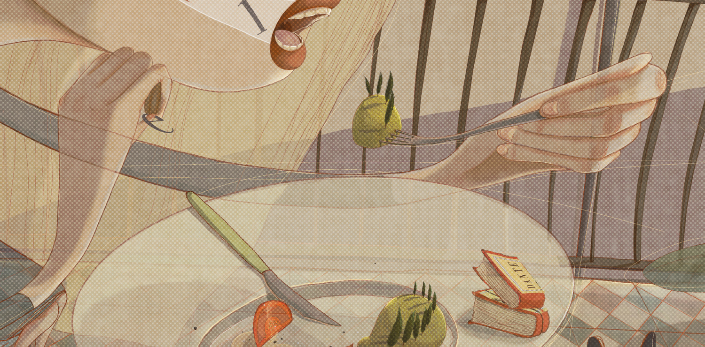 Caterina Metti detail
