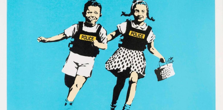 Banksy a Roma