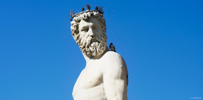 Statua di Nettuno, ph. Dario Garofalo