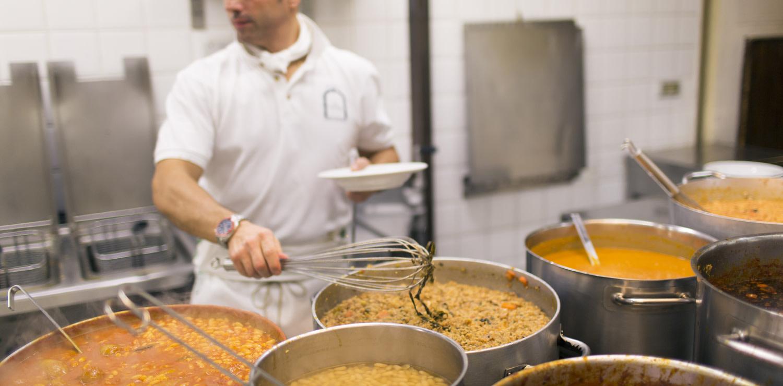 Tuscan food florence