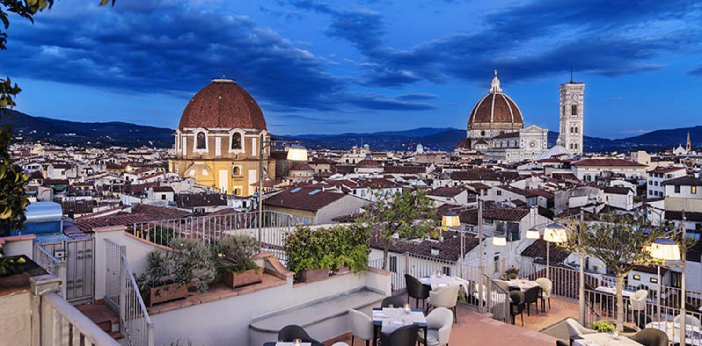 B-Roof - Grand Hotel Baglioni