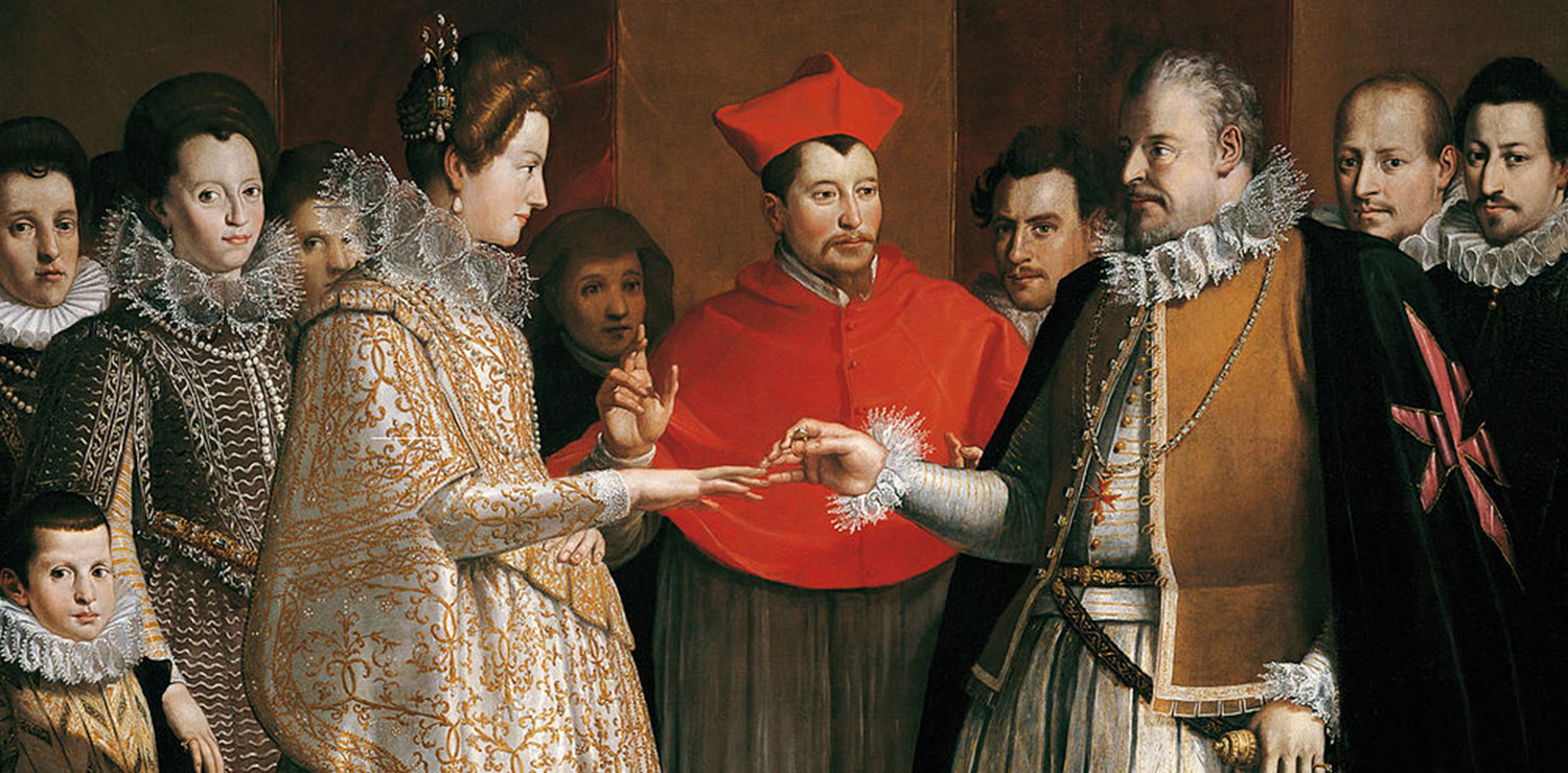 Catherine de' Medici at the court of France