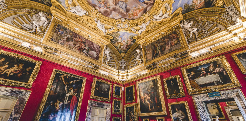Galleria Palatina, Firenze