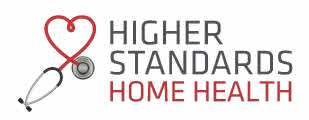 Higher Standards Home Health logo