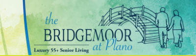 The Bridgemoor at Plano 55+ Luxury Senior Living logo