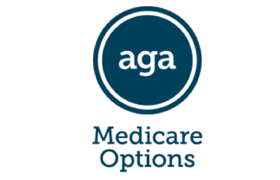 AGA Medicare Options logo