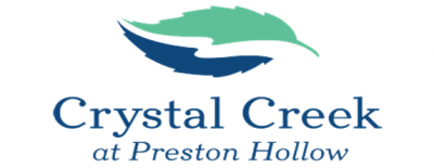 Crystal Creek of Preston Hollow logo