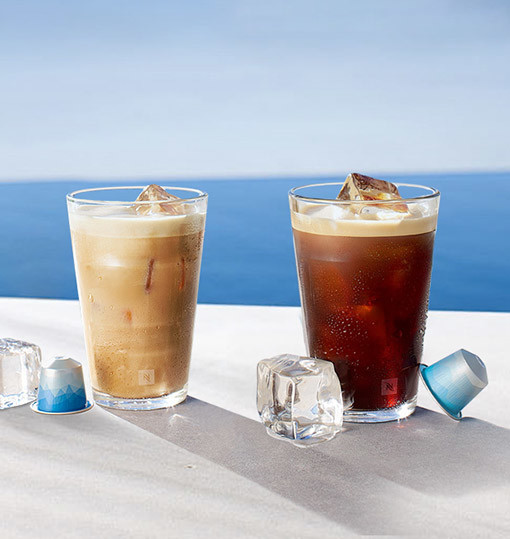 Temporary available: The perfect iced coffee