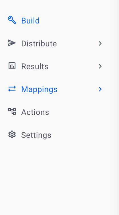 mappings > Pardot Custom Mappings
