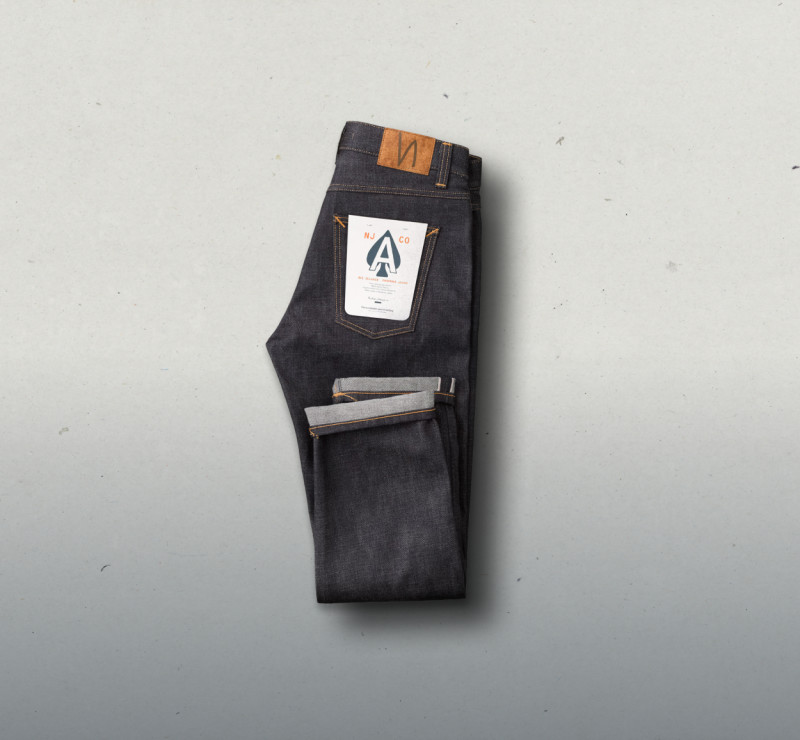 Gritty Jackson Ace Selvage
