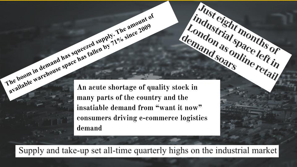 Supply Constrained Slide