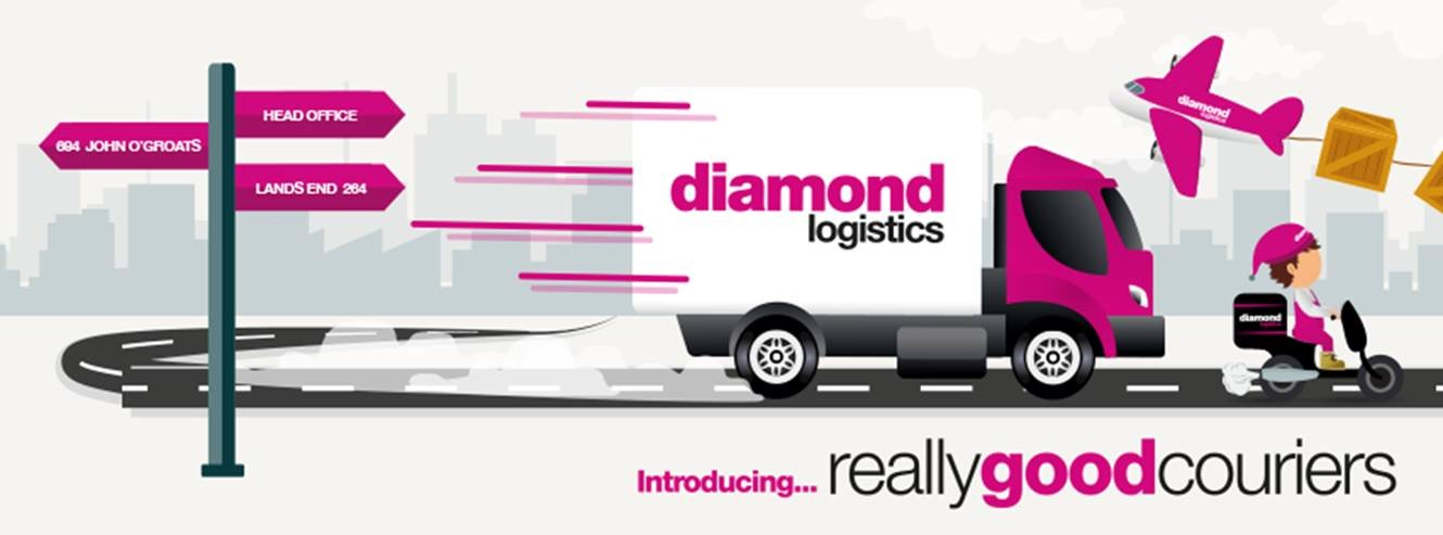 Diamond Logistics - introduction really good couriers