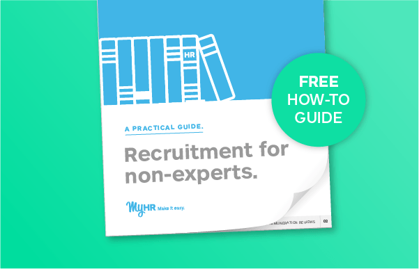 A practical guide to recruitment for non-experts