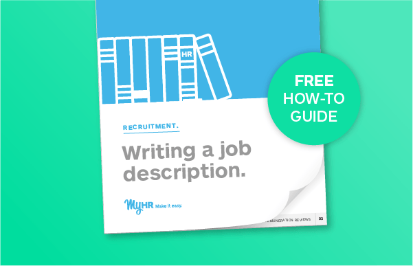 How to write a job description