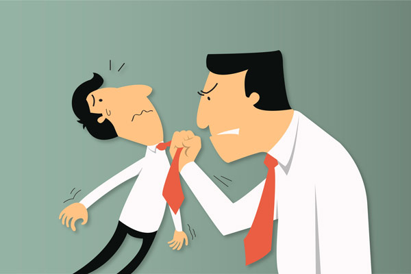 Getting to the bottom of workplace bullying