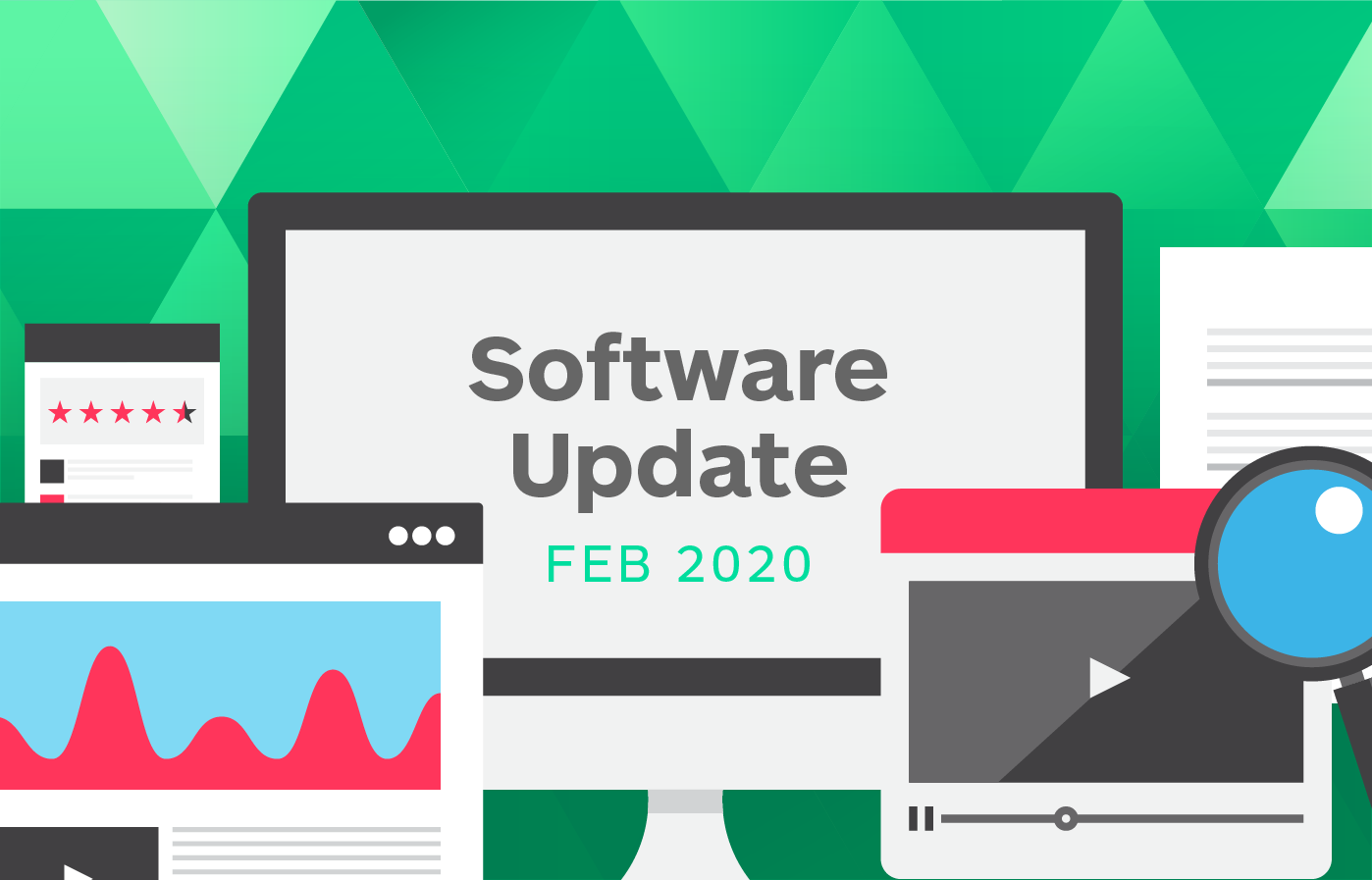 Software Update - February 2020