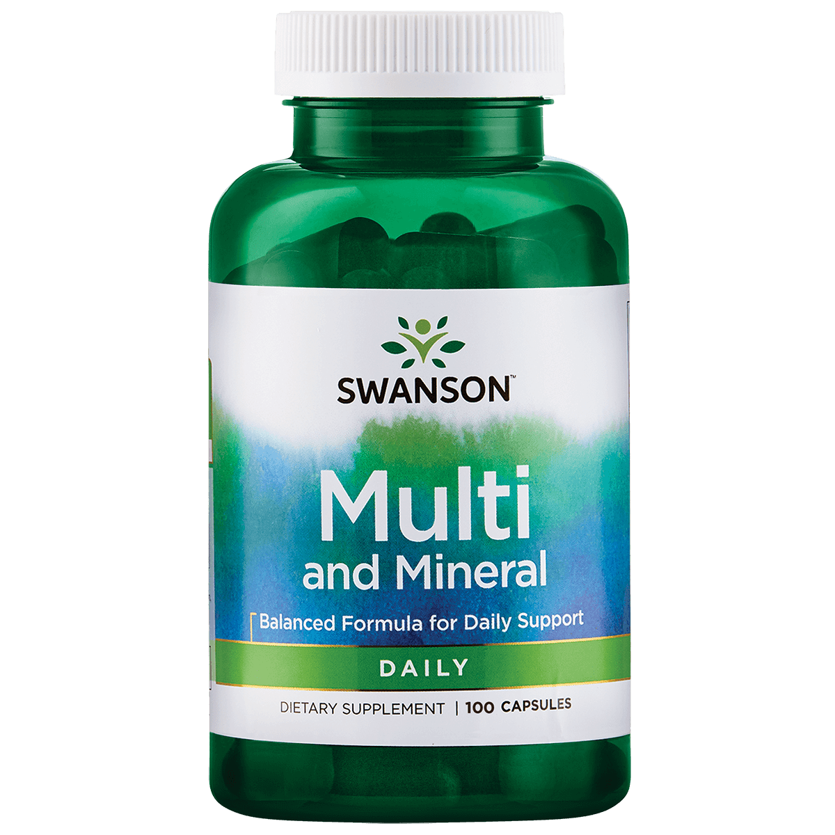 Vitamines & supplements