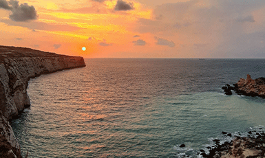 Sunrise Sunset Malta