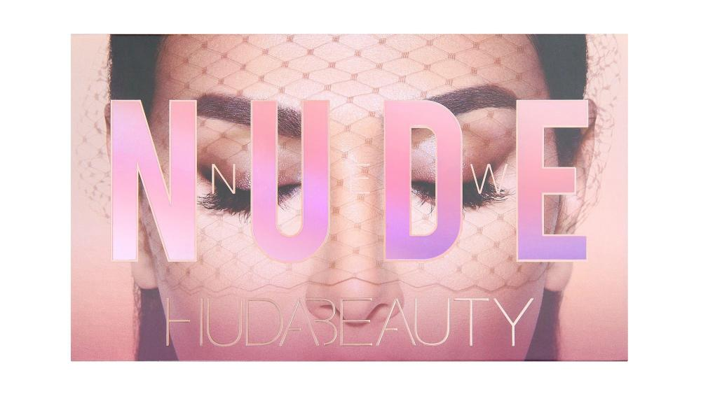 Huda Beauty The New Nude Eyeshadow Palette Release Date and Swatches