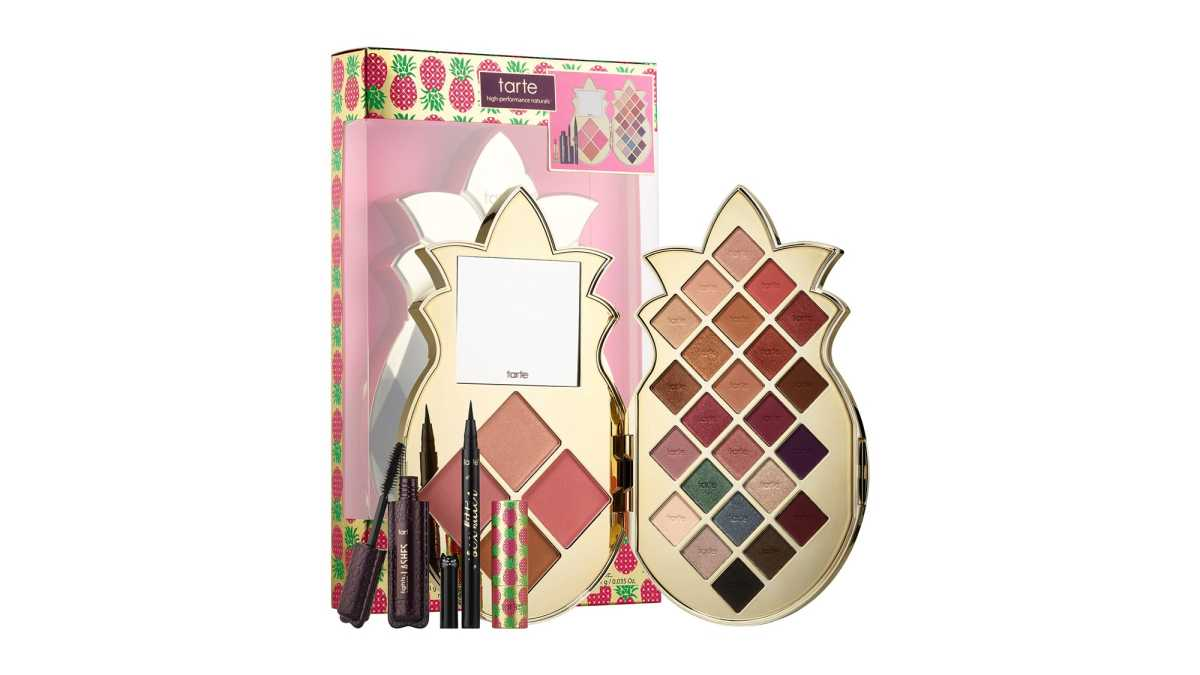 Tarte Pineapple Of My Eye Collector's Holiday Set 2018 Release Date