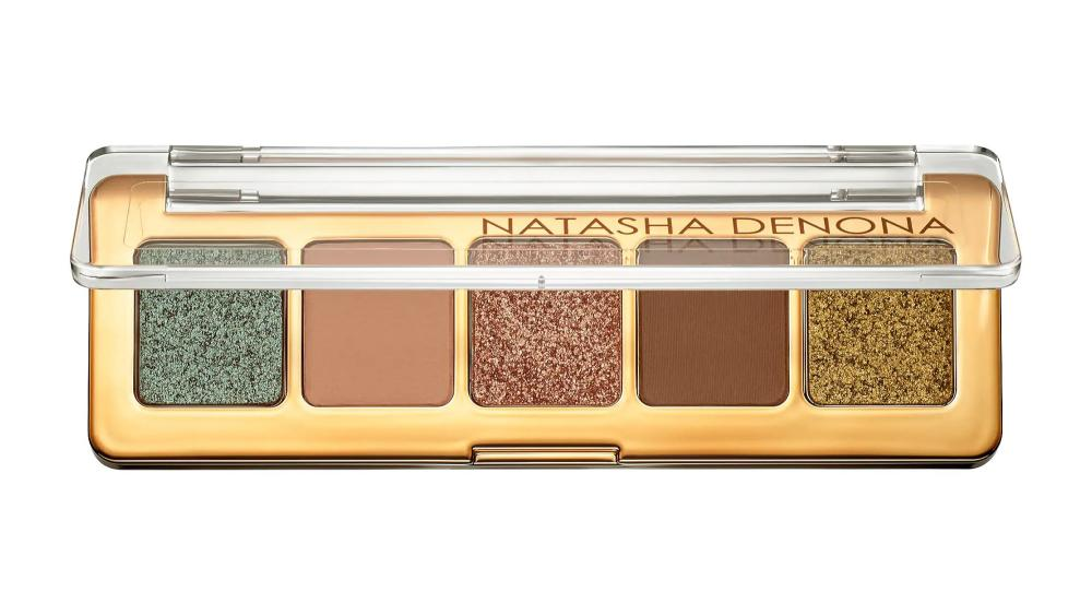 Natasha Denona Mini Star Eyeshadow Palette Release Date and Swatches