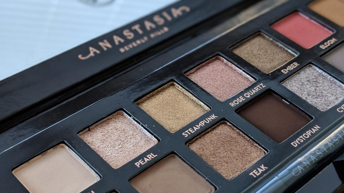 Anastasia Beverly Hills Sultry Eyeshadow Palette Review