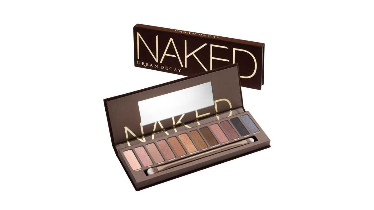 Urban Decay's Original NAKED Eyeshadow Palette is 50% Off