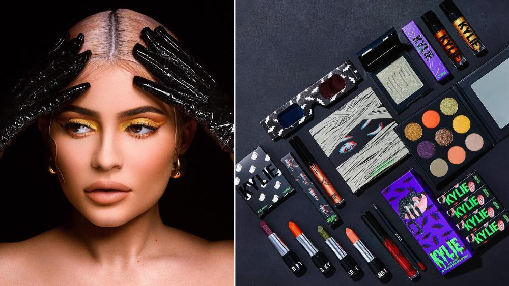 Kylie Cosmetics Halloween Collection Release Date