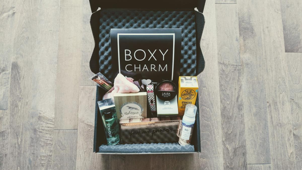 BOXYCHARM BoxyLuxe September 2018 Unboxing and Review
