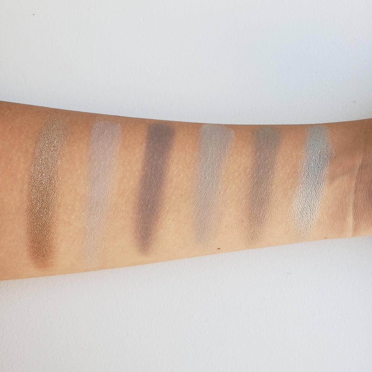 Jeffree Star Cosmetics Cremated Eyeshadow Palette Review Swatches 3