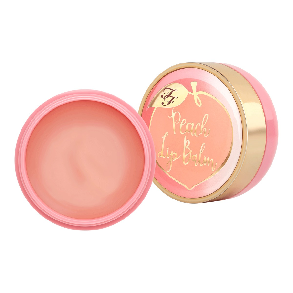 too-faced-peach-lip-balm