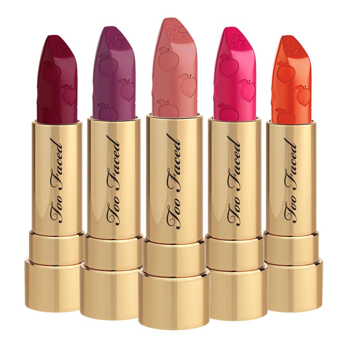 too-faced-peach-kiss-lipstick