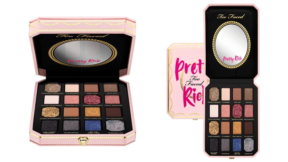 Too Faced Pretty Rich Collection Release Date