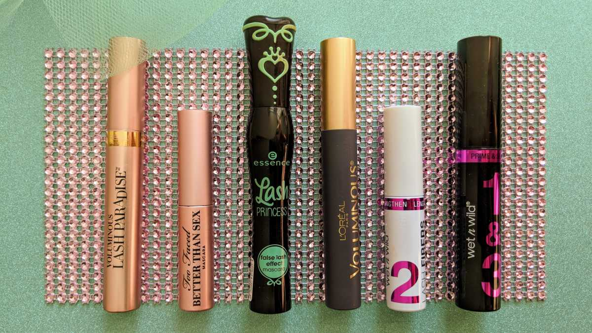 Five of the BEST Mascaras for Major Lash Volume