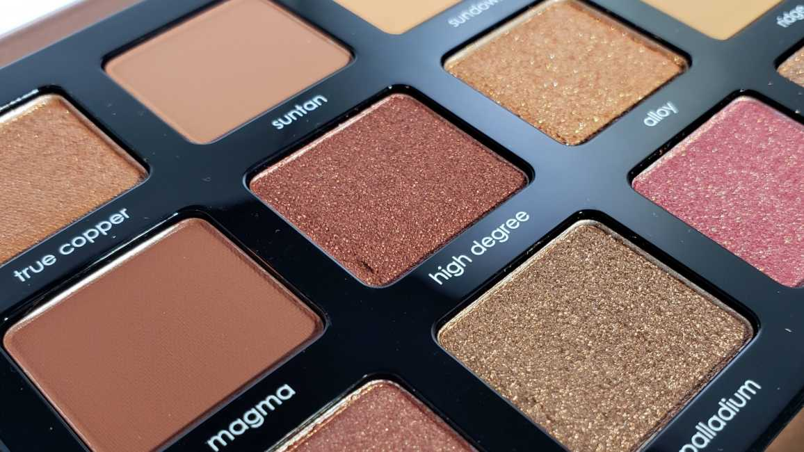 Natasha Denona Bronze Eyeshadow Palette Review and Swatches