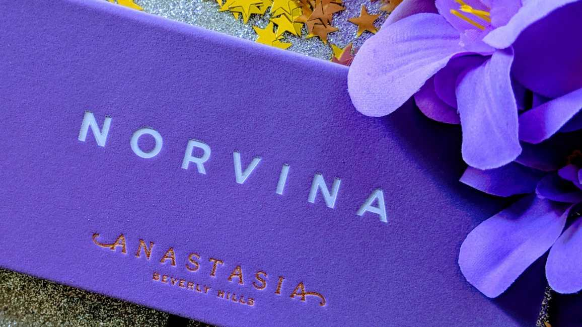 Anastasia Beverly Hills Norvina Eyeshadow Palette Review