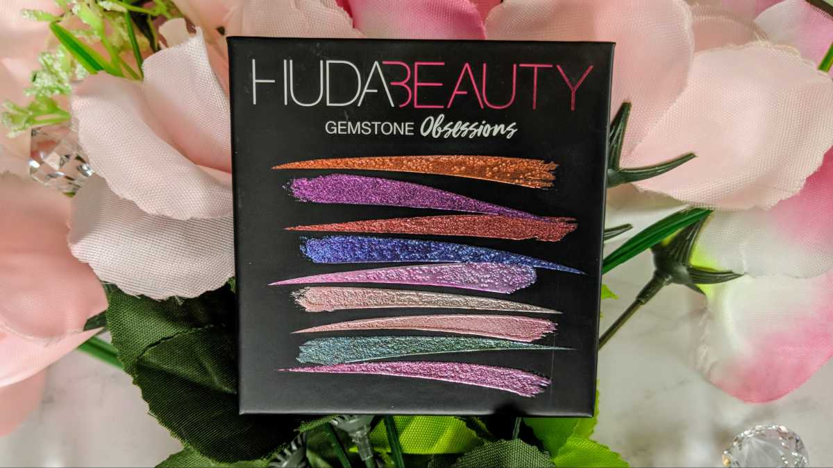 Huda Beauty Gemstone Obsessions Palette