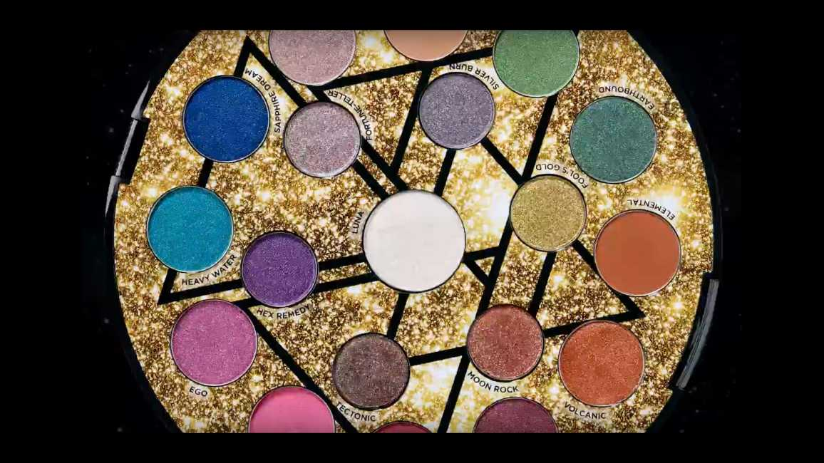Urban Decay Elements Eyeshadow Palette Release Date