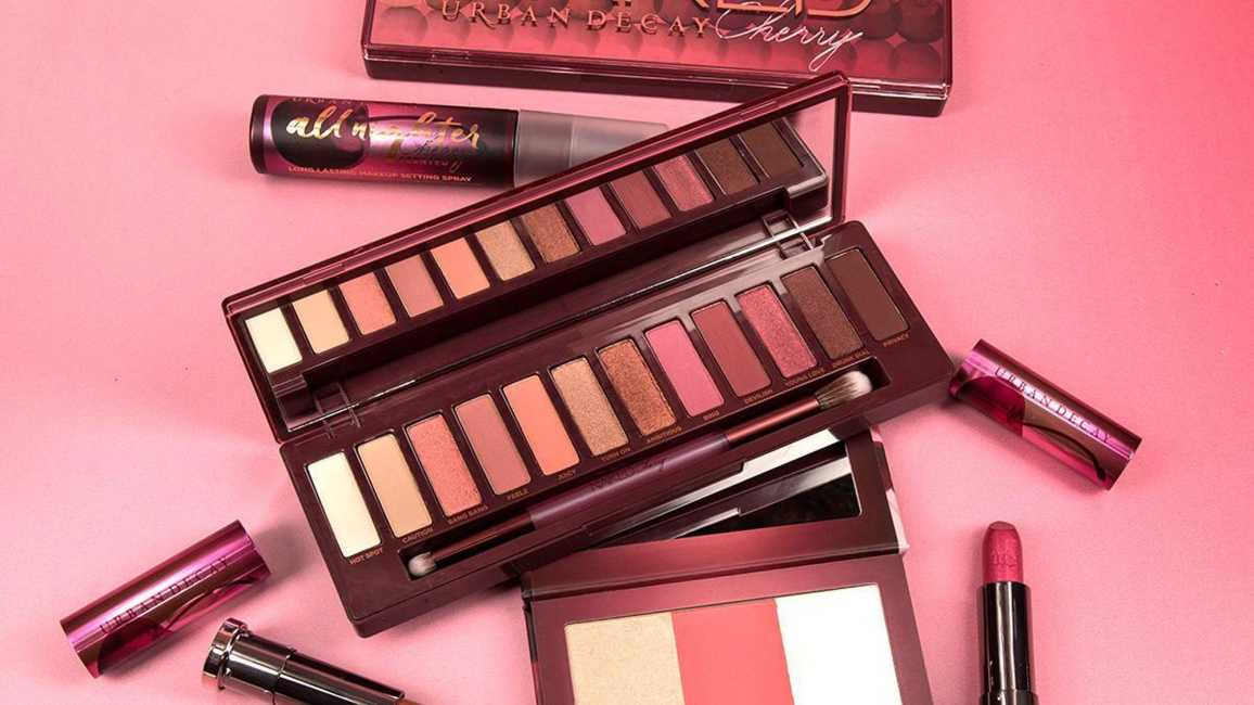 Urban Decay Naked Cherry Collection Release Date and Swatches