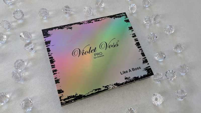 Violet Voss Like A Boss – PRO Eyeshadow Palette Review and Swatches