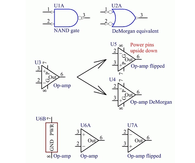 do u2019s and don u2019ts in schematic symbol creation