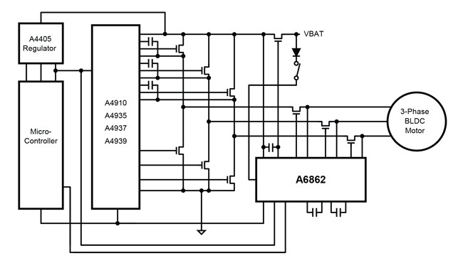 Allegro A6862 motor driver IC fig3 (cr)