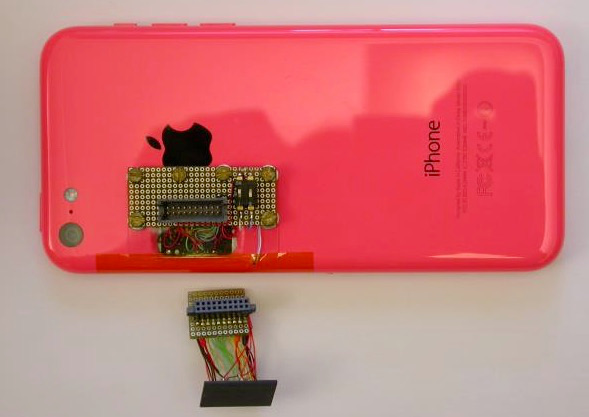 iPhone5c NAND