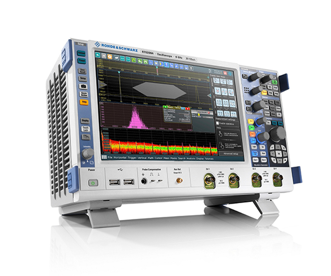 R&S RTO2064 oscilloscope fig1 (cr)