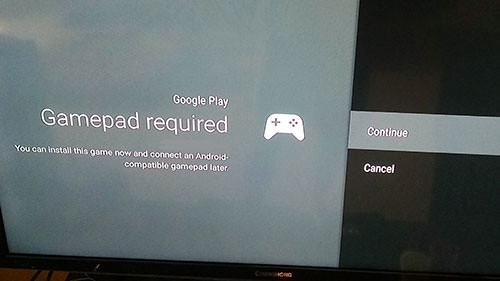 Nvidia shield gamepad required (cr)