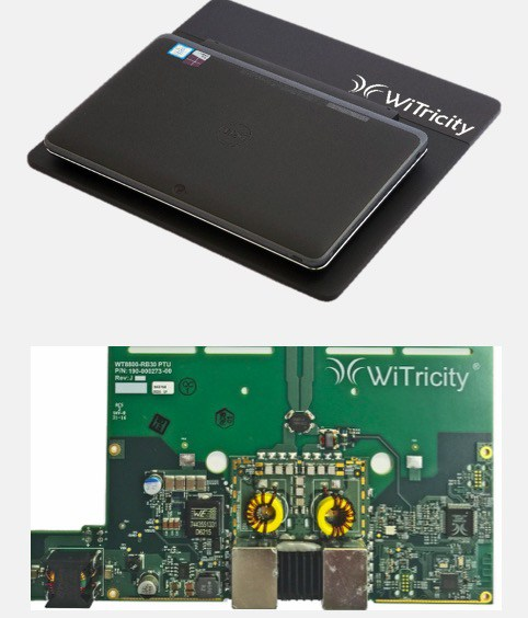 T3803D -- A WiTricity Charger for laptops